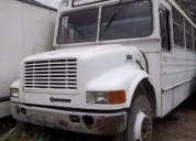 Vendo camión pasajeros -2004