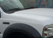 Camioneta ford super duty  -07 en muy buen estado