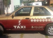 Taxi de la ciudad de méxico precio charlable