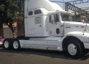 Tracto camión con caja seca -aproveche ya!
