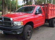 Excelente camioneta ram  -2005