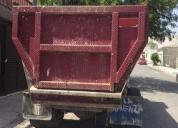 Venta camion volteo de 3 1/2 ton aproveche hoy