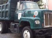 Excelente camion volteo cubicos -1964