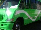 Excelente camion de pasajeros international -2004