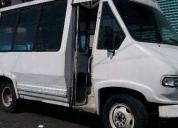 Excelente microbus chevrolet prisma -1999
