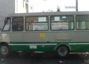 Microbus modelo 92 en buen estado