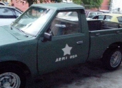 Excelente nissan modelo: pick up  -1985