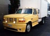 Excelente ford 3 1/2 toneladas. caja cerrada -1997