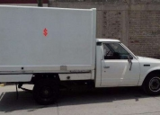 Vendo nissan pick up estaquitas caja seca -1992