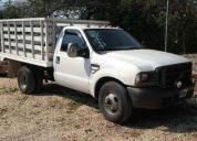 Vendo camioneta ford f350 3 1/2 - 2004