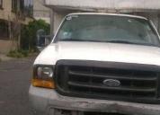 Excelente camioneta ford con caja seca -2001