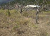 Oportunidad! terreno rustico en arteaga coahuila