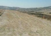 Excelente terrenos en san baltazar torija facilidades