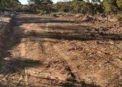 Gran oportunidad! venta de terrenos rústicos en amozoc