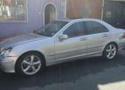 Mercedes benz clase c 4p c 230 k sport aut muy bien cuidado
