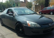 Excelente accord v6 coupe -2005