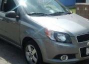 Chevrolet aveo automatico con clima -contactarse!
