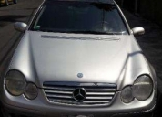 Precioso mercedes benz cl230  -03 en impecable estado
