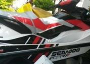 Cambio x vehiculo moto acuatica  año 2012