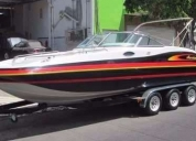 Excelente lancha sea ray 23 , 6.2 mercruiser 320 hp, bravo 1
