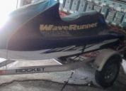 Oportunidad unica tengo una moto acuática yamaha con150 horas