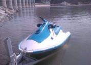 Excelente moto acuatica polaris