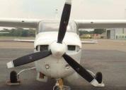Excelente avioneta cessna t210-l