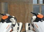 Vendo excelente 2 motos acuáticas sea doo 1500cc
