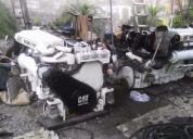 Venta de motores marinos cat power c-12