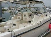 Boston whaler 285 conquest lancha bote pesca acepto ofertas
