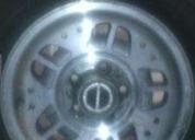 Excelente rines 14 de aluminio con llanta
