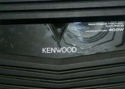 amplificador kenwood aproveche hoy