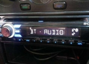 Audio para auto sony usb bluetooth cd