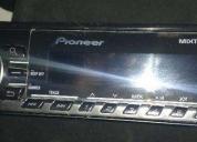 Caratula pioneer mvh x375bt bluetoot escucho ofertas razonables