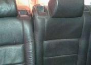 asientos de piel para bora caribe jetta golf etc en buene estado