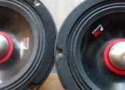 Excelente bocinas db drive pe 6k 6-5pro audio mid_range