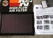 OcasiÓn filtro de aire k&n  para seat ibiza motor 1.6