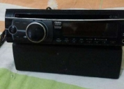 Autoestereo clarion usb, aux, mp3,contactarse!