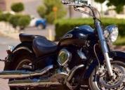 Vendo moto yamaha v-star classic modelo de 1100 cc -08 excelente estado