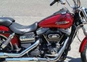 Harley davidson dyna streetbob -12 por apuro vendo