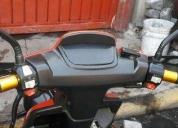 Hermosa motoneta 150 cc -2009,contactarse!