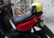 Vendo motoneta ws 150cc - año 14