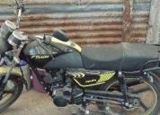 Motocicleta italika ft150s doble proposito  en buen estado