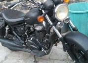 Excelente motocicleta keeway