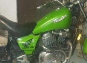 Vendo honda shadow cc500 -84