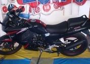 Vendo mi italika rt 200cc modelo 2014 con tan solo 80km