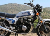 2 hondas cb900 f  proyecto cafe racer  en impecable estado