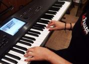 Excelente academia de música la pauta