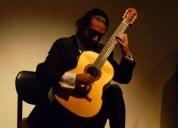 Excelente clases de guitarra