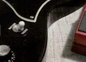 Se dictan clases de guitarra (nezahualcoyotl)